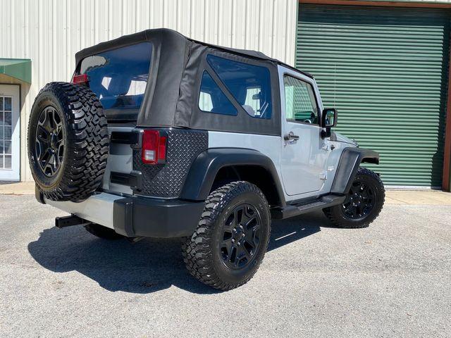 2008 Jeep Wrangler Sahara in Jacksonville , FL 32246