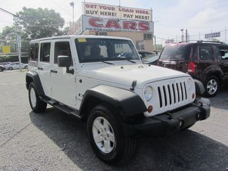 2008 Jeep Wrangler Unlimited X Jamaica, New York 1