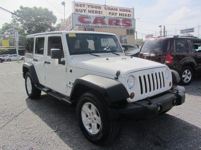 2008 Jeep Wrangler Unlimited X Jamaica, New York