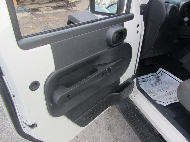 2008 Jeep Wrangler Unlimited X Jamaica, New York 15