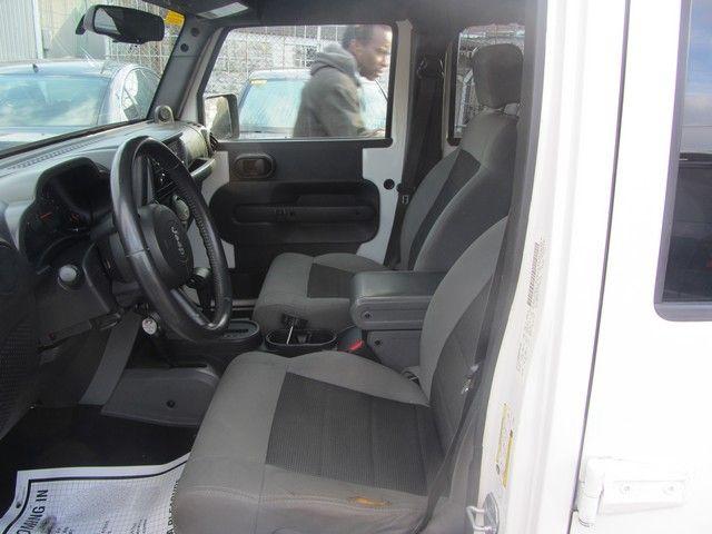 2008 Jeep Wrangler Unlimited X Jamaica, New York 16