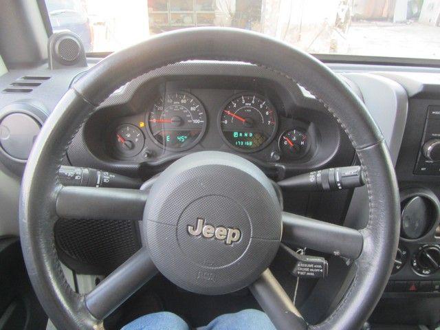 2008 Jeep Wrangler Unlimited X Jamaica, New York 19