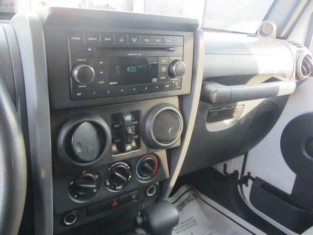 2008 Jeep Wrangler Unlimited X Jamaica, New York 20