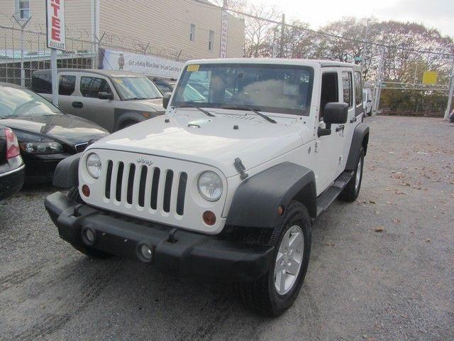 2008 Jeep Wrangler Unlimited X Jamaica, New York 5