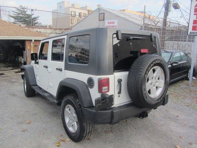 2008 Jeep Wrangler Unlimited X Jamaica, New York 9