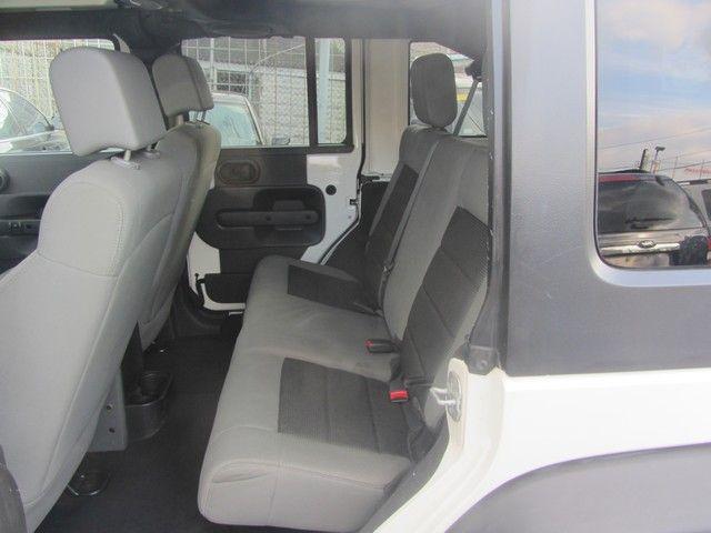 2008 Jeep Wrangler Unlimited X Jamaica, New York 24