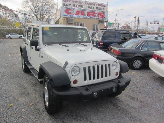 2008 Jeep Wrangler Unlimited X Jamaica, New York 4