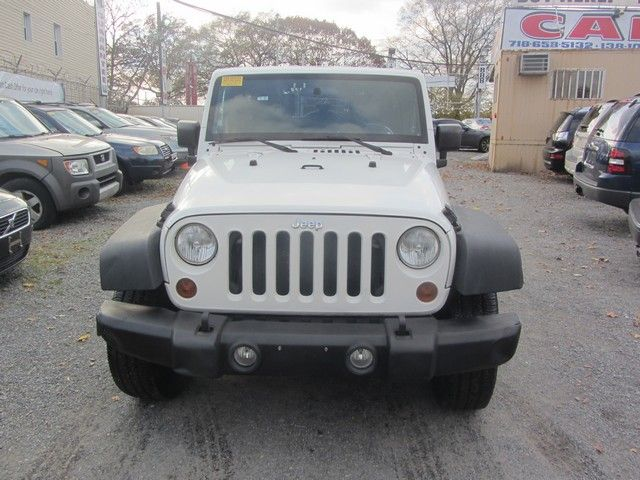 2008 Jeep Wrangler Unlimited X Jamaica, New York 6