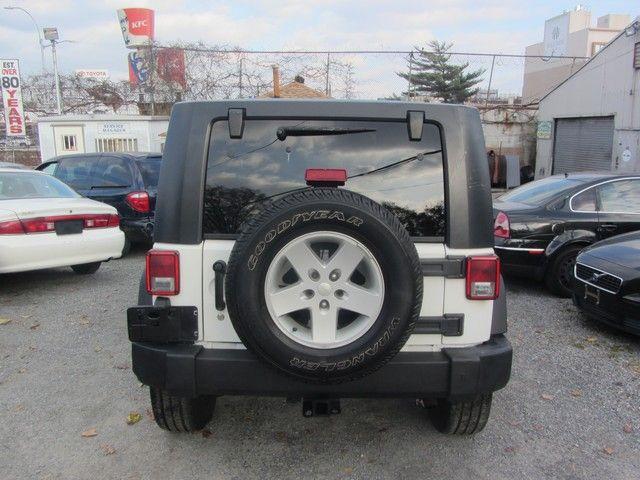2008 Jeep Wrangler Unlimited X Jamaica, New York 14
