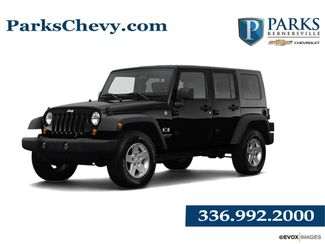 2008 Jeep Wrangler Unlimited X in Kernersville, NC 27284