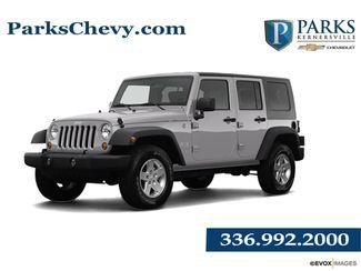 2008 Jeep Wrangler Unlimited Sahara in Kernersville, NC 27284