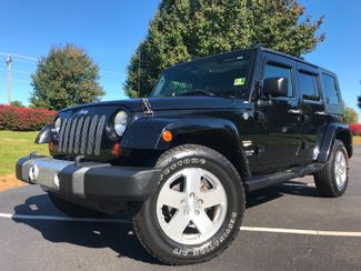 2008 Jeep Wrangler Unlimited Sahara in Leesburg, Virginia 20175