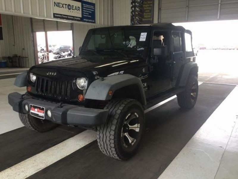 2008 Jeep Wrangler Unlimited X | Lewisville, Texas | Castle Hills Motors In  Lewisville, ...