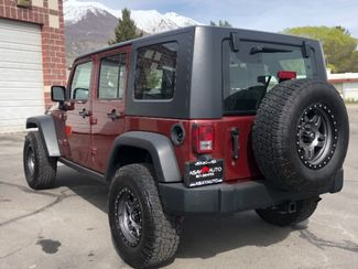 2008 Jeep Wrangler Unlimited Rubicon LINDON, UT 2