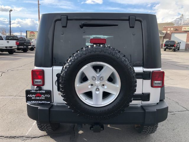 2008 Jeep Wrangler Unlimited Rubicon LINDON, UT 3