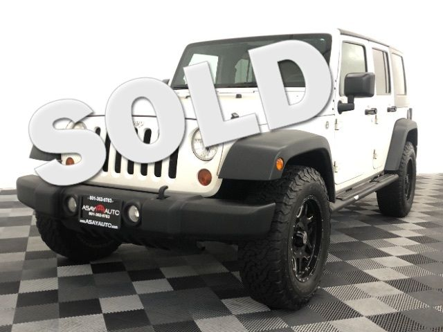2008 Jeep Wrangler Unlimited X LINDON, UT