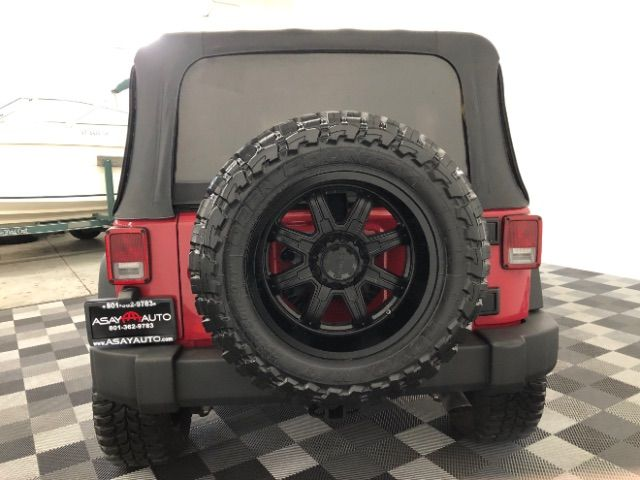 2008 Jeep Wrangler Unlimited X LINDON, UT 4