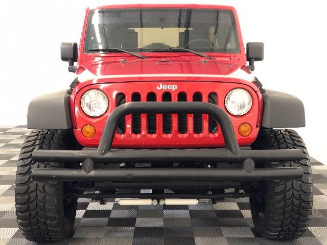 2008 Jeep Wrangler Unlimited X LINDON, UT 8