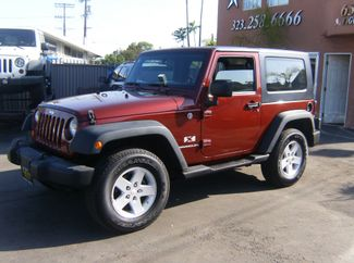 2008 Jeep Wrangler X Los Angeles, CA