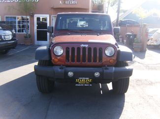 2008 Jeep Wrangler X Los Angeles, CA 1