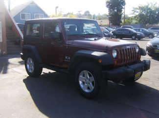 2008 Jeep Wrangler X Los Angeles, CA 4