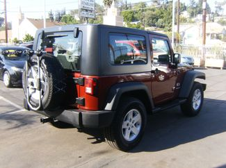2008 Jeep Wrangler X Los Angeles, CA 5