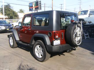 2008 Jeep Wrangler X Los Angeles, CA 8