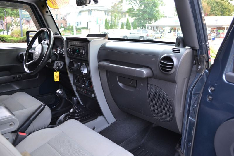 2008 Jeep Wrangler Rubicon  city New  Father  Son Auto Corp   in Lynbrook, New