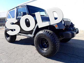 2008 Jeep Wrangler X Madison, NC
