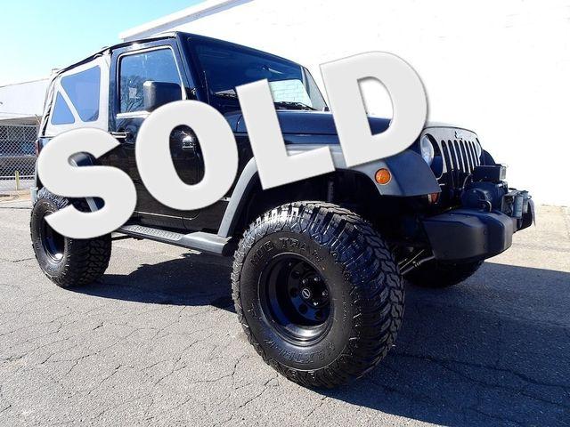 2008 Jeep Wrangler X Madison, NC 0