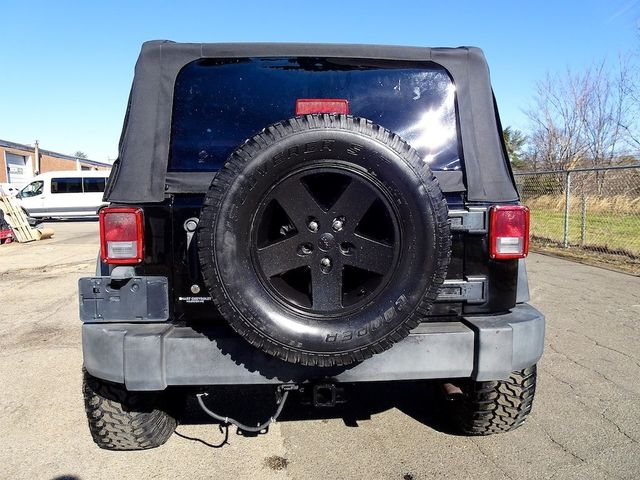 2008 Jeep Wrangler X Madison, NC 3