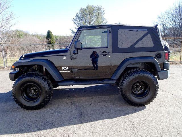 2008 Jeep Wrangler X Madison, NC 5