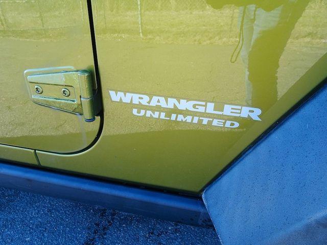 2008 Jeep Wrangler Unlimited Rubicon Madison, NC 12