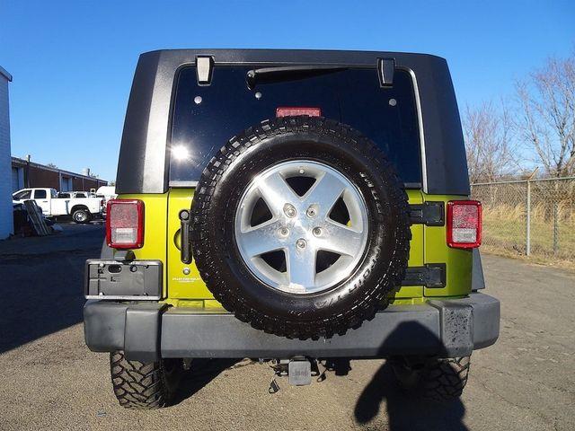 2008 Jeep Wrangler Unlimited Rubicon Madison, NC 3