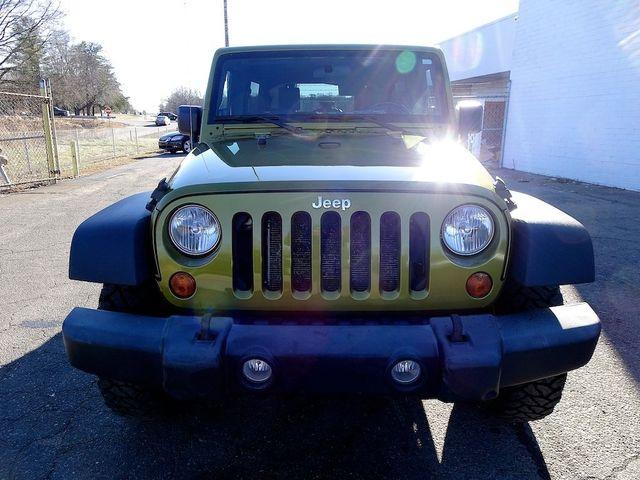 2008 Jeep Wrangler Unlimited Rubicon Madison, NC 7