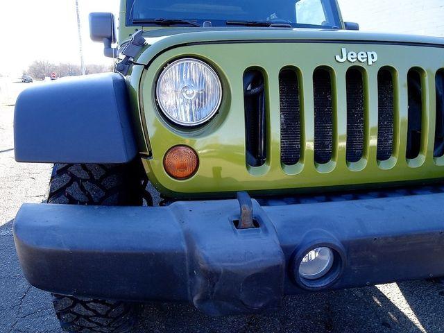 2008 Jeep Wrangler Unlimited Rubicon Madison, NC 8
