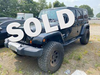 2008 Jeep Wrangler Unlimited Sahara Madison, NC