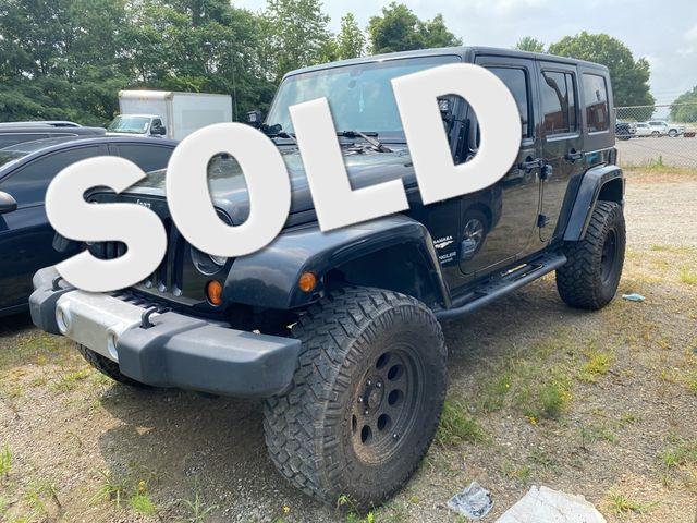 2008 Jeep Wrangler Unlimited Sahara Madison, NC 0
