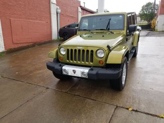 2008 Jeep Wrangler Unlimited Sahara in Mansfield OH, 44903
