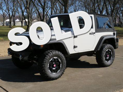 2008 Jeep Wrangler X Customized in Marion, Arkansas