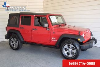 2008 Jeep Wrangler Unlimited X  in McKinney Texas, 75070