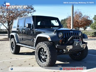 2008 Jeep Wrangler Unlimited X LIFT/CUSTOM WHEELS AND TIRES in McKinney, Texas 75070