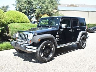 2008 Jeep Wrangler Unlimited X in McKinney, TX 75070