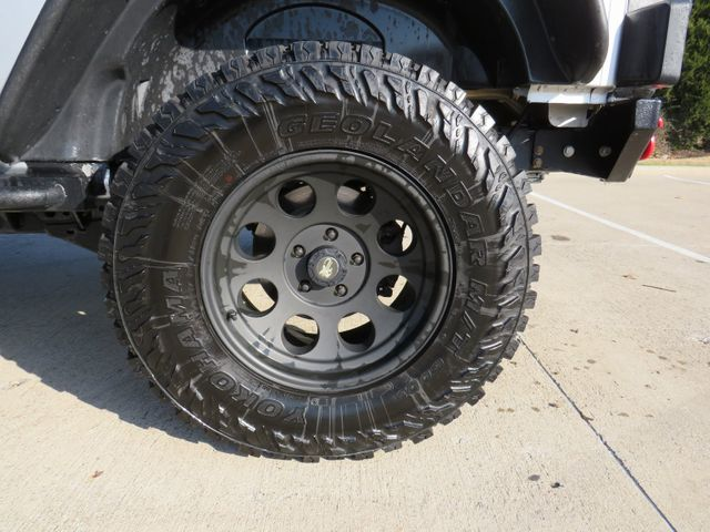 2008 Jeep Wrangler X CUSTOM WHEELS AND TIRES in McKinney, Texas 75070