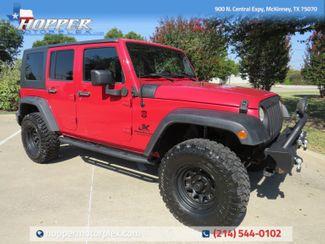 2008 Jeep Wrangler Unlimited X in McKinney, Texas 75070