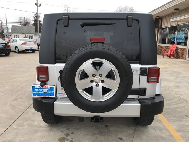 2008 Jeep Wrangler Unlimited Sahara in Medina, OHIO 44256