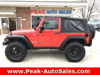 2008 Jeep Wrangler Rubicon in Medina, OHIO 44256