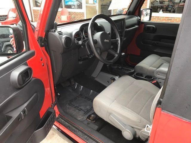 2008 Jeep Wrangler Rubicon in Medina, OHIO 44256