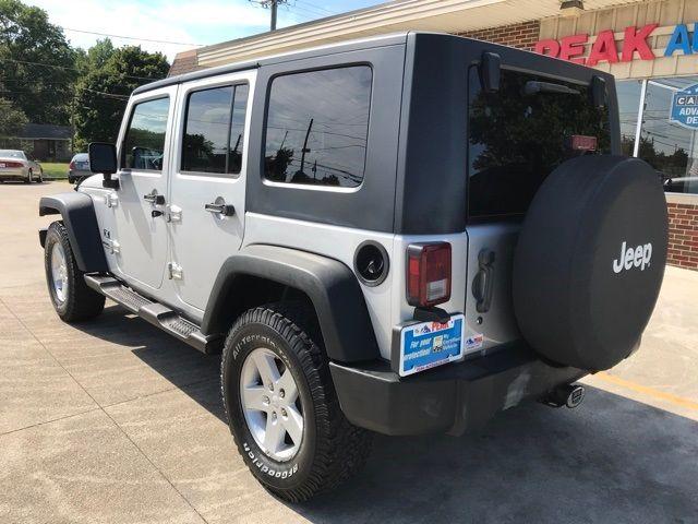 2008 Jeep Wrangler Unlimited X in Medina, OHIO 44256