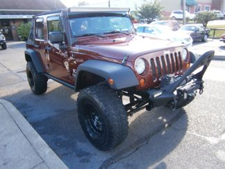 2008 Jeep Wrangler Unlimited X Memphis, Tennessee 1